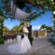 Bride and Groom under the Tallit