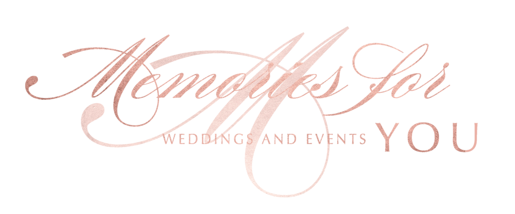 Memories for You Weddings and Events