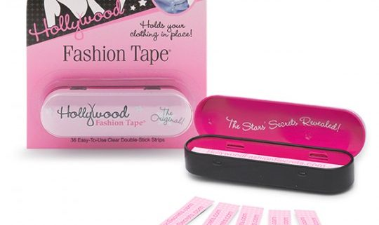 Hollywood Secrets Fashion Tape