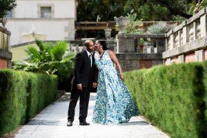 Jennifer & Louis Engagement| Michael Wright Photography | Miami| Vizcaya