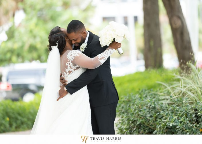 Patrice & Jeff | Wedding at the Harriet Himmel West Palm Beach