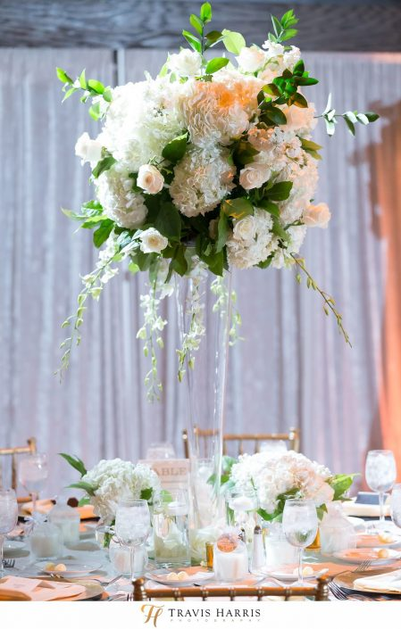 Patrice & Jeff | Wedding at the Harriet Himmel West Palm Beach | Rose Kish Designs