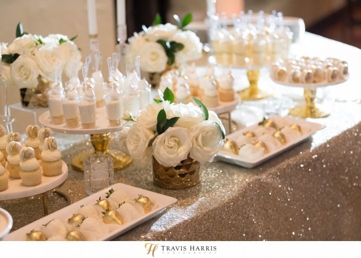 Patrice & Jeff | Wedding at the Harriet Himmel West Palm Beach | Deja' Vu Sweets